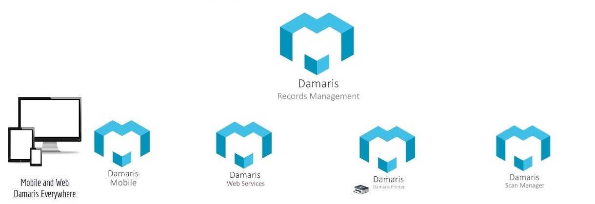 Damaris écosystème