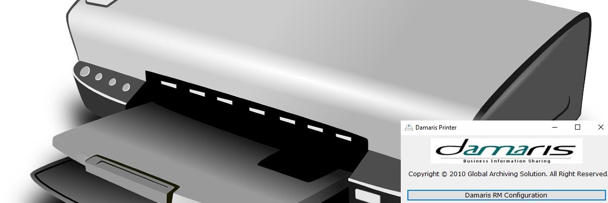 Damaris Printer