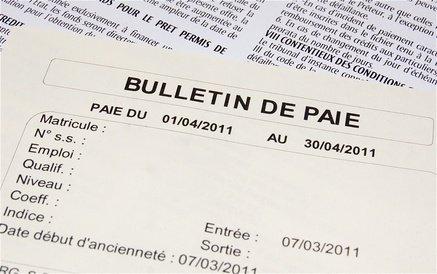 Bulletins de paie