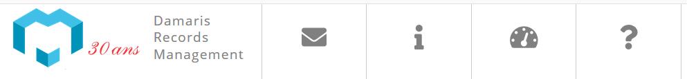 Damaris RM Lien page d'accueil