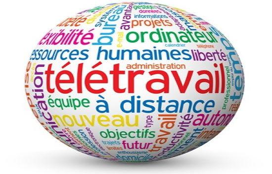 Télétravail et dématérialisation
