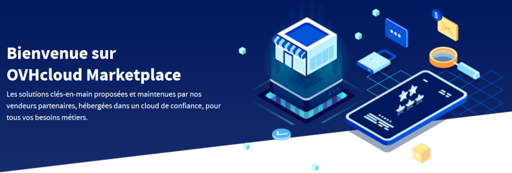 OVH marketplace