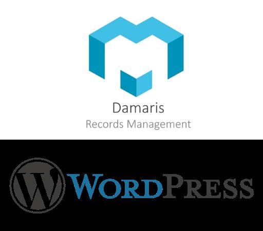 wordpress damaris logo